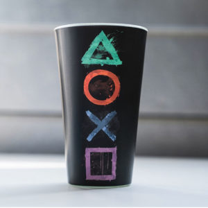 PlayStation Glasbecher