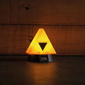 Triforce Lampe