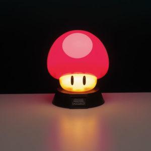 Super Mario Roter Pilz